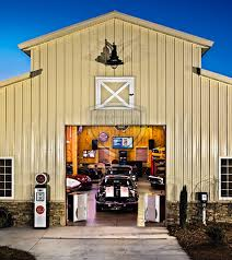 building a workshop garage one man s dream garage armstrong steel buildings armstrong