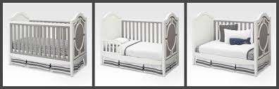 How To Convert 3 In 1 Crib To Toddler Bed by Simmons Kids 3 In 1 Hollywood Crib Giveaway