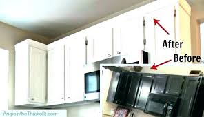 kitchen crown moulding ideas best kitchen cabinet crown moulding attractive kitchen cabinet crown