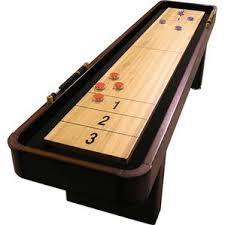 How Long Is A Shuffleboard Table by Shuffleboard You U0027ll Love Wayfair