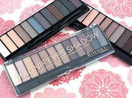 rimmel london magnif u0027eyes eyeshadow contouring palette review and