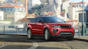 red range rover 2017 land rover evoque stuns wayne and melbourne pa drivers
