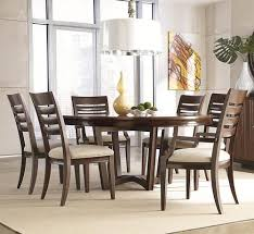 fantastic 7 piece dining table set with american drew miramar 7