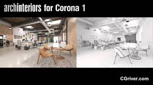 evermotion archinteriors for corona vol 1 home and office