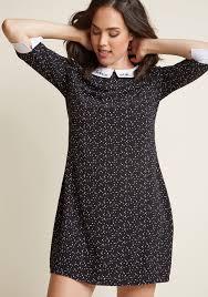 sugarhill boutique bliss upon a shift dress modcloth
