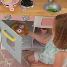 kidkraft modern country kitchen set kidkraft pastel country play kitchen 53354 hayneedle