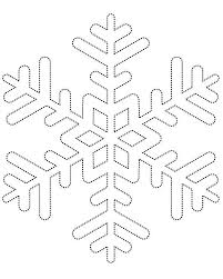 templates for snowflakes snowflake drawing template at getdrawings com free for personal