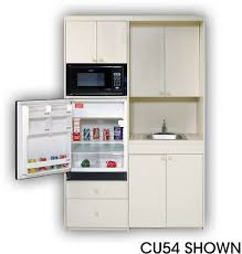 acme cu54a compact kitchen with stainless steel sink 1 cu ft