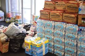 west orange area organizations mobilize relief efforts for
