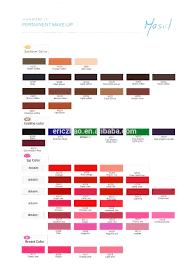 pigments maquillage permanent mastor sourcils pigment maquillage permanent d u0027encre encre de