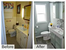 getting beautiful look with small bathroom remodeling ideas
