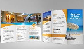 travel and tourism brochure templates free tour brochure design renanlopes me