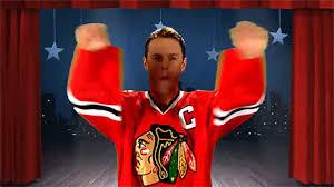 Andrew Shaw Meme - gif chicago blackhawks nhl jonathan toews patrick kane andrew shaw