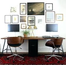 Black Desk Office Narrow Desk Medium Size Of Office Black Desk Small L Shaped