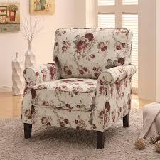 Chair Gilmer Accent Chair Adams Furniture Floral Chairs Living - Floral accent chairs living room