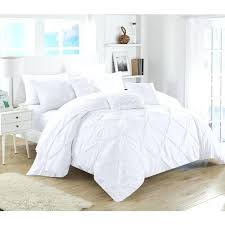 Ruffle Bed Set Great Exciting White Ruffle Bed Set Home Design Ideas Interior
