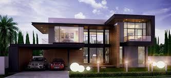 modern residential house brilliant residential home designers