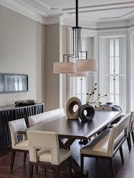 impressive dining room set with bench for adding dining room