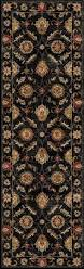 12x18 Area Rugs Jaipur My10 Hand Tufted Oriental Pattern Wool Black Red Area Rug