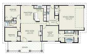 4 bedroom ranch style house plans basic ranch style house plans ranch style house plans with 4