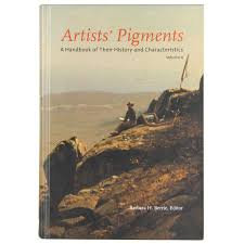 artists u0027 pigments a handbook of their history and characteristics