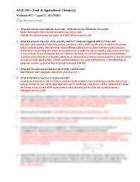 agr 300 worksheet 13 lipid ii answers pdf agriculture 453