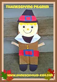 thanksgiving placemat crafts pilgrim crafts homeschooled kids online