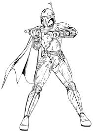 pin drawn helmet star wars 5 coloring boba fett coloring pages