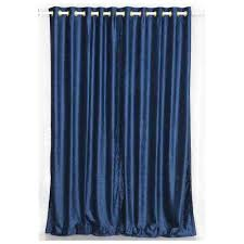 Sheer Navy Curtains Awesome Sheer Voile Window Curtain Panel Drape More Than