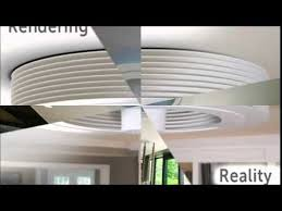 Exhale Ceiling Fans Bladeless Ceiling Fan Call 09758526055 Youtube