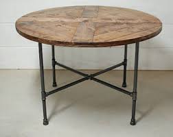 Industrial Pedestal Table Dining Table Superb Rustic Dining Table Round Pedestal Dining