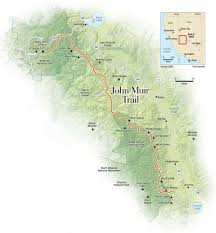Great Lakes Airlines Route Map by John Muir Trail Transportation Guide U0026 Planning Tips Bearfoot Theory