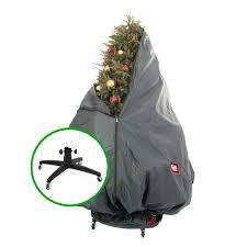 beautiful ideas christmas tree bag storage shop bags at lowes com