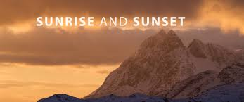 Sunrise Sunset Tables Lofoten Islands Sunrise And Sunset Time And Location Info 68 North