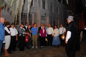 the conway ghost walk don u0027t blink