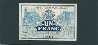 chambre de commerce le mans chambre de commerce du mans 100 images 1 franc chambre de