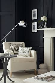 home wall design interior 30 exquisite black wall interiors for a modern home freshome