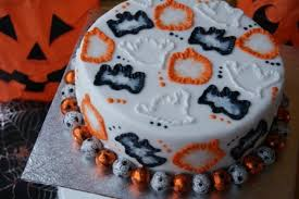 Halloween Decorated Cakes - simple halloween cake decorating ideas homemade halloween yard