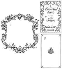 200 free vintage ornaments frames and borders fab n free