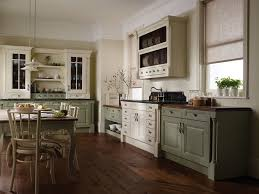 white kitchen style dark floors fantastic home design