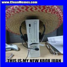 Xbox Memes - xbox juan clean memes