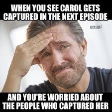 Carol Twd Meme - the walking dead funny meme funny pinterest meme walking