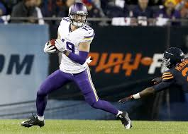 thielen didn u0027t come out of nowhere just ask the folks in detroit