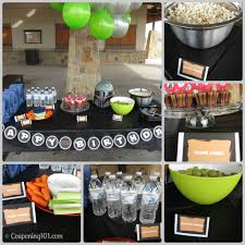 wars party ideas how to a wars birthday party for 60 couponing 101