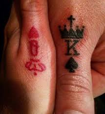 51 king and queen tattoos for couples page 5 of 5 stayglam