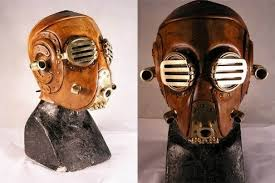 leather mask leather i want to make a ace leather mask any help