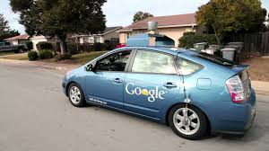 ok google toyota self driving car test steve mahan youtube