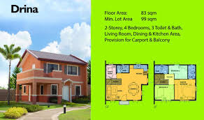 camella tanza cavite affordable home philippines house and