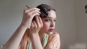 easy 1930 hair how to style a 1930 s finger wave hairstyle with pictures