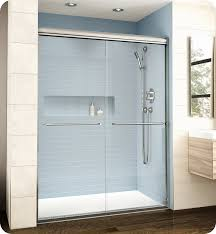 Bypass Shower Door Fleurco El172 Banyo Cordoba Bypass Plus 72 Semi Frameless Sliding